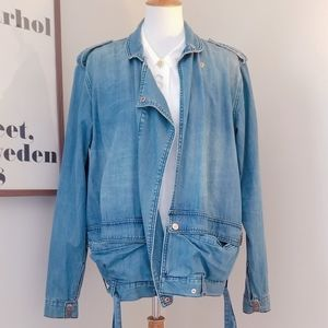 One Teaspoon for Urban Outfitters Denim Jacket
